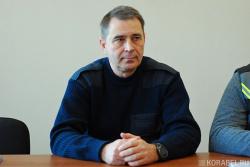 Владимир Кистень, капитан л