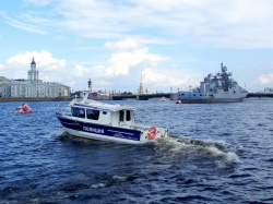 Санкт-Петербургский линейный отдел МВД России на в