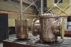 Фильтры забортной воды (ФЗВ