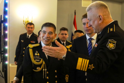 Командующий Королевскими ВМС Таиланда завершил виз