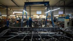 Кингисеппский машзавод примет в ремонт двигатели с