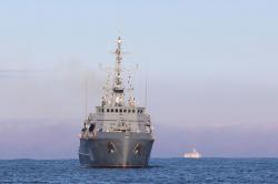 Корабль противоминной обор