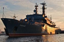 Учебный корабль ВМФ России