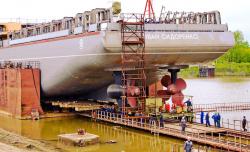 Оффшорное судно снабжения �