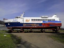 Проект судна А217
