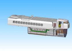 Судовой интерьер судно А217