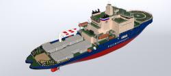 Ледокол проекта 21900М2