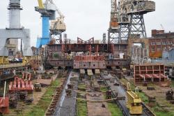 Постройка ледокола Якутия