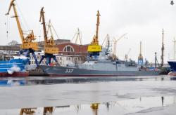 Военный корабль ГРЕМЯЩИЙ
