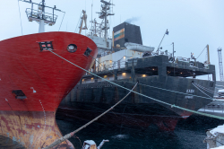 Морской танкер