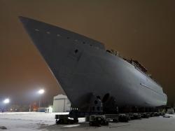 Корабль ПМО