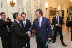 Виктор Александрович Олерский. Заместитель министр