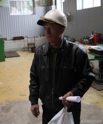 Владимир Федорович Мишустин - ветеран