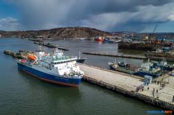 Грузопассажирское судно