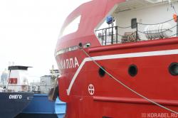 Многоцелевое сухогрузное судно