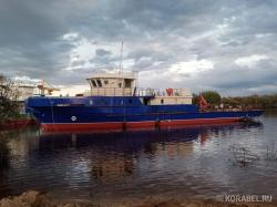 Обстановочное судно