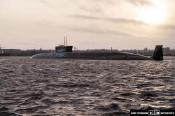 Возвращение подводной лодк