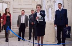 Выставка «100 лет на службе флоту. Российский морс