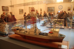 «100 лет на службе флоту. Российский морской регис