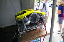 Подводный робот конкурентов