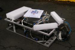 Робот команды СПбГМТУ