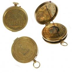 «Солнечные часы и компас»