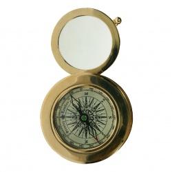 «Сувенир настольный: лупа и компас»