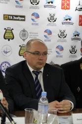 Директор Выборгского СЗ Александр Соловьев