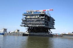 Водолазное судно проекта SDS08