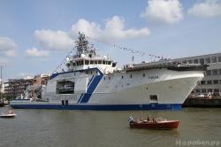 Корабль финской береговой охраны