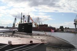 Подводная лодка проекта 636.3
