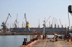 Керченские судостроители
