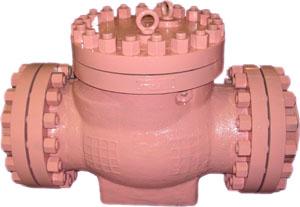Клапан обратный КОП-150