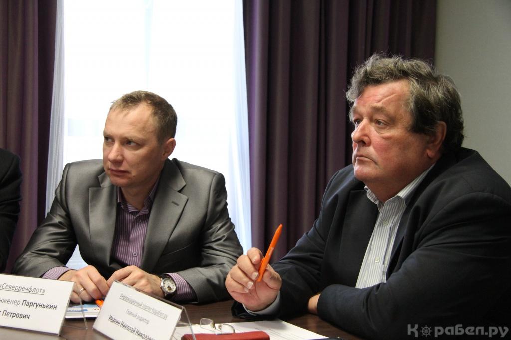 """Редактор """"Корабел.ру"""" проведет панельную дискуссию в рамках форума """"Riverport Expo 2018"""""""