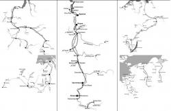 Исследование водных путей и пассажирских перевозок