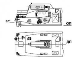Двигатели скоростных судов для Сибири