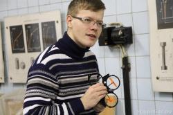 Команда среднетехнического факультета СПбГМТУ