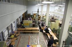 Лаборатория кафедры сопротивления материалов