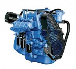 Двигатель Nanni N5
