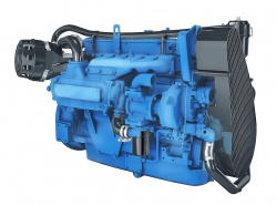 Двигатель Nanni N6