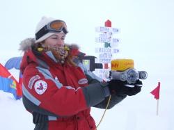 ГНОМ в экспедиции на Северный полюс