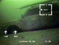 Подводное обследование