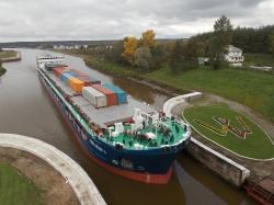 Сухогрузное судно проекта RSD49
