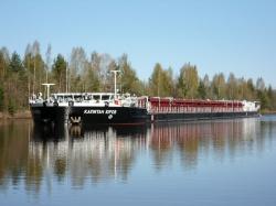 Многоцелевое сухогрузное судно проекта RSD44