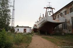 Сосновский судостроительный завод