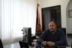 Генеральный директор Чкаловской судоверфи Коновало