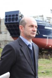 Генеральный директор Сосновского судостроительного