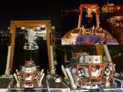 NSRS на борту судна