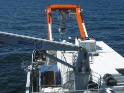 Спускоподъемное устройство для ТНПА.