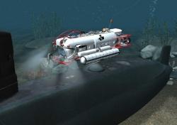 Глубоководный привязной аппарат